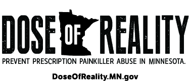 Logo for Dose of Reality